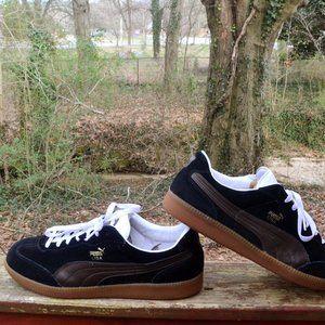 Puma Liga Suede Black Size 13